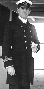 William Murdoch was replaced in Nazi Titanic