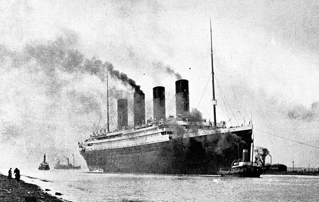 Palmquist died on the sinking of the RMS Titanic