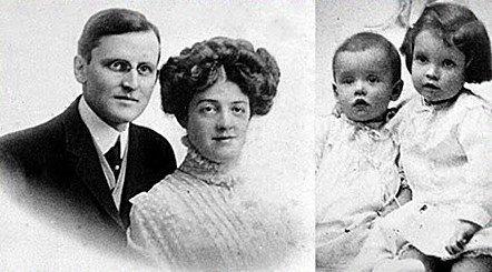 Loraine Allison's family
