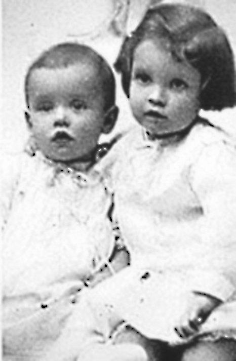 Loraine Allison and her family member Trevor